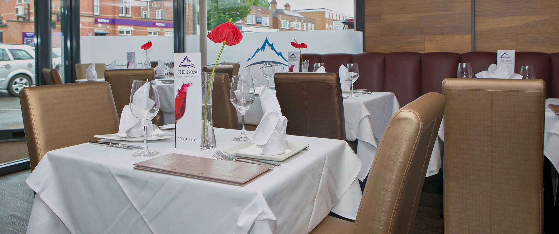Indian and Nepalese Cuisine Restaurants - The 29029 Restaurant