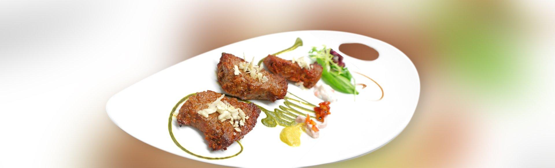 Food Banner - The 29029 Restaurant Broadstone