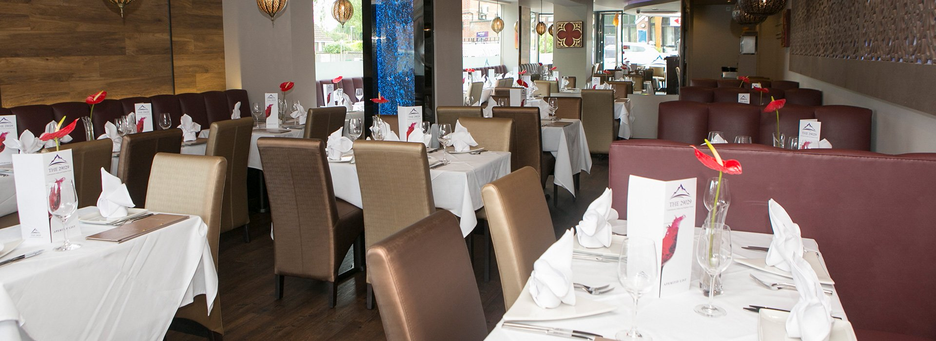 Indian and Nepalese Cuisine - The 29029 Restaurant